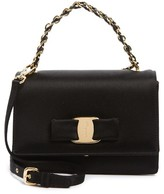 Salvatore Ferragamo Ginny - Mini Crossbody Bag - Black