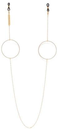 Frame Chain - Circle Of Lust 18kt Gold-plated Glasses Chain - Womens - Gold