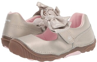 Stride Rite SRT Henley (Toddler) (Champagne 1) Girl's Shoes