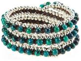 Ananda Leather Wrap Bracelets