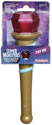 Playskool Super Monsters Katya Spelling Magic Wand