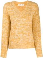 Diane von Furstenberg V-neck sweater