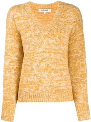 Dvf Diane Von Furstenberg V-neck sweater