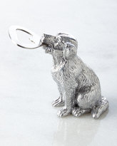 Arthur Court Labrador Bottle Opener