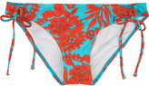 RAISINS Floral Womens Swimsuit Bottoms