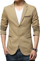 Zity Men's Cotton Corduroy Sport Coat