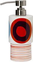 Creative Bath Creative BathTM Dot Swirl Ceramic Soap Dispenser