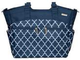 JJ Cole Camber Diaper Bag in Navy Arbor