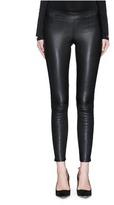 J Brand 'Edita' lambskin leather leggings