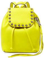 Rebecca Minkoff Unlined Micro Studded Leather Backpack