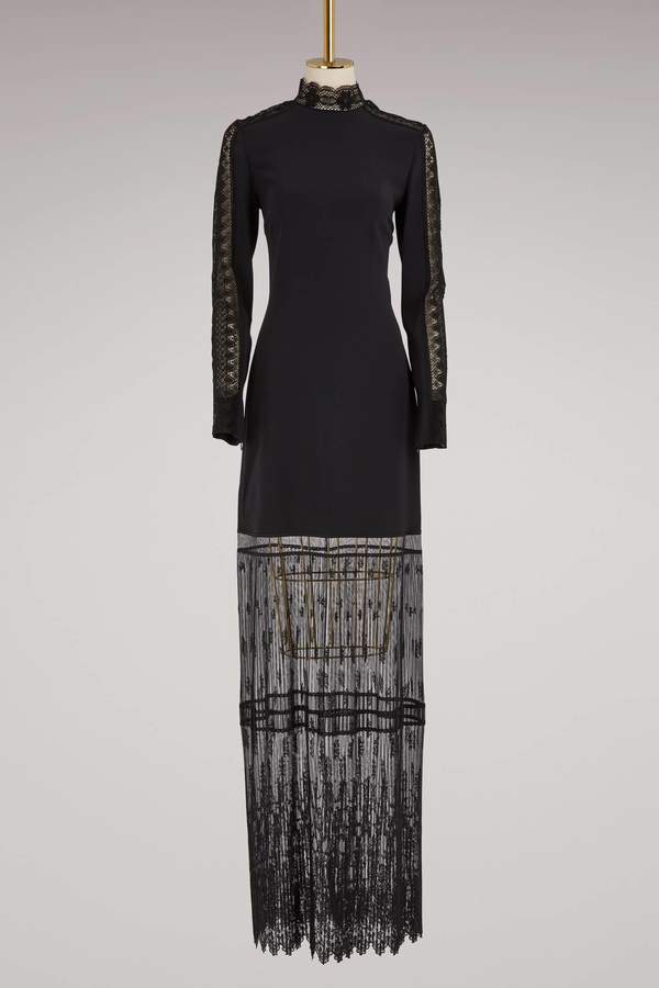 Stella McCartney Galena Cady Stretch Dress