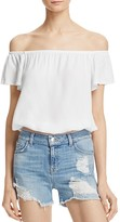 GUESS Nikki Off-the-Shoulder Top