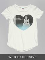 Junk Food Clothing Kids Girls Cinderella Tee-sugar-m
