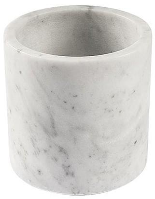 Salvatori Pietra L 11 Bianco Carrara Jar