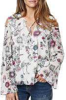 Buffalo David Bitton Mariabella Printed Woven Top