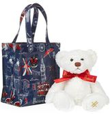 Harrods SW1 Bear in a Bag
