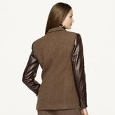 Ralph Lauren Black Label Leather Nathaniel Jacket