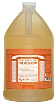 Dr. Bronner's Magic Soaps Fair Trade and Organic Castile Liquid Soap, Tea Tree 1 Gallon