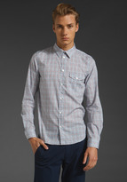 Marc by Marc Jacobs Aiden Plaid Shirting