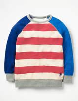 Boden Towelling Sweatshirt