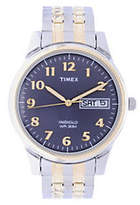 Timex Men's Goldtone Expansion Band Dress Watch