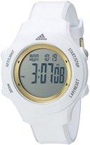adidas Unisex ADP3213 Sprung Digital Display Analog Quartz White Watch