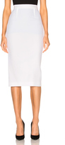 Roland Mouret Pordun Viscose & Hexagonal Lace Top