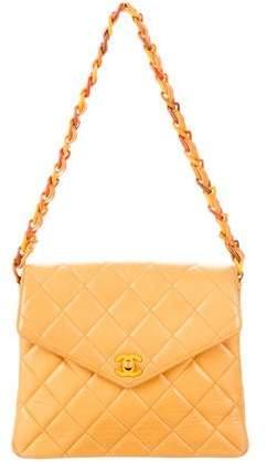 Chanel CC Accordion Flap Bag