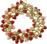 Tamara Comolli Coral Mikado Flamenco Bracelet