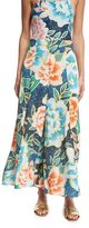 Mara Hoffman Arcadia Floral-Print Easy Culottes