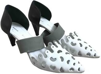 Proenza Schouler Multicolour Leather Heels