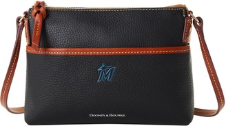 Dooney & Bourke MLB Marlins Ginger Crossbody