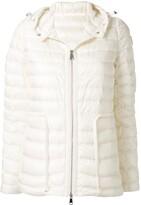 Moncler short parka jacket