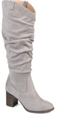 Journee Collection Women's Wide Calf Aneil Boot Women's Shoes