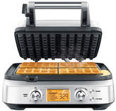 Breville The Smart Waffle 4 slice with no mess moat