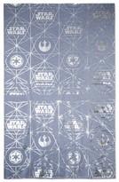Star Wars Bed Blanket Silver