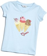 GUESS Factory Corie Sweet Treats Tee (-6)