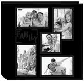 Pioneer Embossed Collage Frame 5 Up Photo Family Album