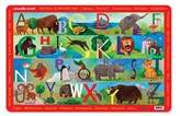 Crocodile Creek Placemat - Animal Kingdom ABC [Toy]