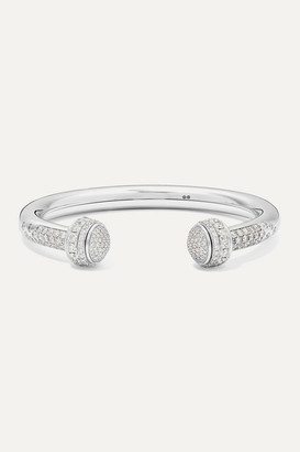 Piaget Possession 18-karat White Gold Diamond Cuff
