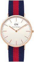 Daniel Wellington 0101DW Classic Oxford watch