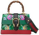 Gucci Dionysus Medium Jacquard Top-Handle Satchel Bag