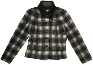 Basler Anthracite Wool Jacket for Women
