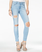 Flying Monkey Cotton Ripped Skinny Jeans