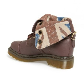 Dr. Martens 'Aimilie' Leather Boot