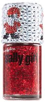 Sally Holiday Nail Color Bling Santa