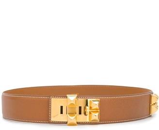 Hermes 1990s pre-owned Medor belt
