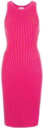 Milly Ribbed Sleeveless Dress