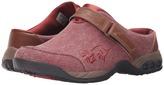 THERAFIT - Austin Denim Women's Flat Shoes