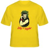 The Village T Shirt Shop Jake The Snake Roberts 80s Retro Wrestling T Shirt XL